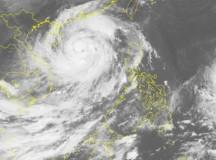 Tin mới nhất về siêu bão Haima cùng hướng với bão số 7