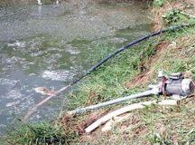 Một người tử vong do dùng máy bơm nước tưới cây