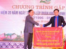 20 năm chặng đường hoạt động của Khối Doanh nghiệp