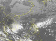 Vùng áp thấp gây mưa từ Quảng Ngãi đến Nam bộ