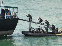Cướp biển tấn công tàu Việt Nam, bắt cóc 7 người