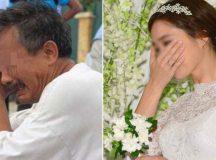 Thấy bố vợ tàn tật không dám vào đám cưới, bố chồng đại gia vội lao ra làm điều khiến ai nấy đều lặng người