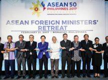 Vấn đề Biển Đông làm nóng hội nghị Bộ trưởng Ngoại giao ASEAN