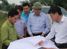 Nghệ An sẽ xây dựng đường băng cản lửa vùng giáp ranh Hà Tĩnh
