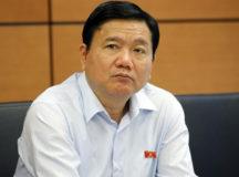 Ông Đinh La Thăng bị cảnh cáo, thôi chức Ủy viên Bộ Chính trị