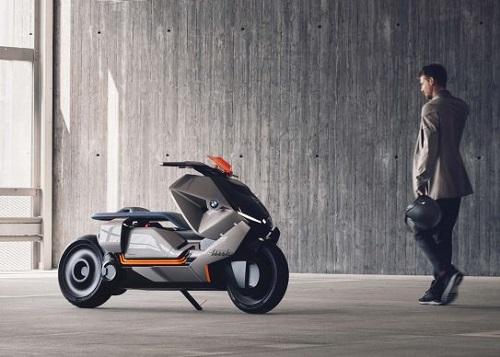 bmw motorrad concept link: xe tay ga den tu tuong lai hinh anh 6