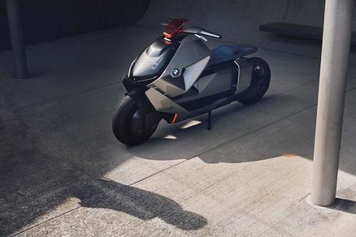 bmw motorrad concept link: xe tay ga den tu tuong lai hinh anh 4
