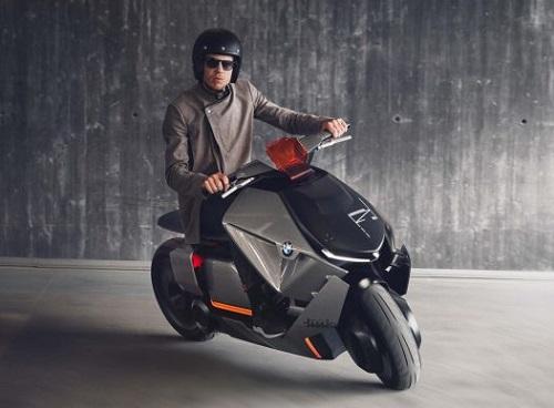 bmw motorrad concept link: xe tay ga den tu tuong lai hinh anh 1