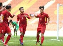 U22 Việt Nam tại SEA Games 29: Thắng đậm nhưng vẫn lo