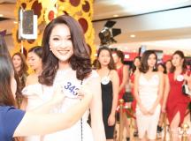 Thiếu nữ Nghệ An nổi bật giữa dàn thí sinh sơ khảo Hoa hậu hoàn vũ khu vực miền Bắc