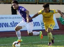 Sông Lam Nghệ An thua Hà Nội FC với tỷ số 1 – 2