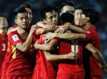 Việt Nam thắng trận đầu tiên cùng HLV Mai Đức Chung