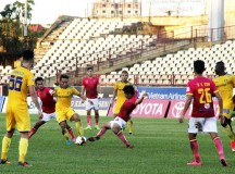 V.League 2017: Sông Lam Nghệ An thắng Sài Gòn FC 2 – 0