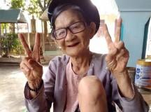 """Cụ bà 82 tuổi nhảy """"hip hop"""" cực chất"""