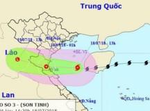Chủ động ứng phó cơn bão số 3 trong mọi tình huống